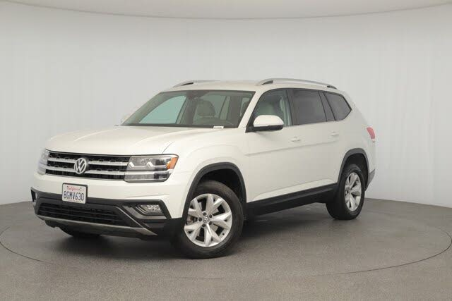 2018 Volkswagen Atlas 2.0T SE with Technology