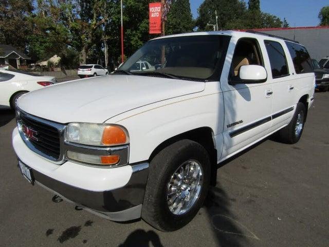 2000 GMC Yukon XL 1500 SLT 4WD