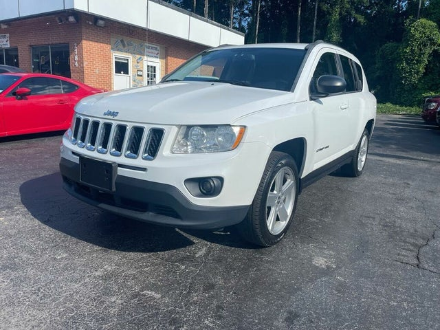 2013 Jeep Compass Limited 4WD