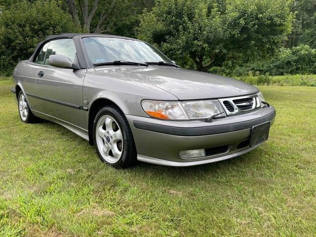 2001 Saab 9-3 SE Convertible