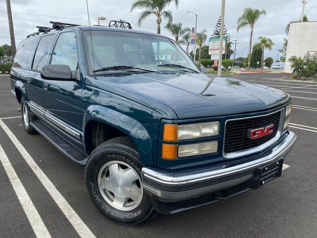 1996 GMC Suburban K1500 4WD