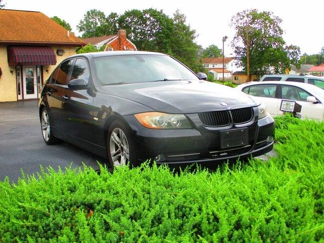 2008 BMW 3 Series 328i Sedan RWD