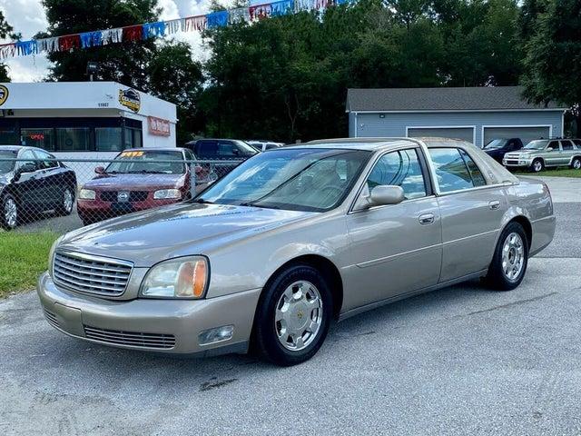 2001 Cadillac DeVille Sedan FWD