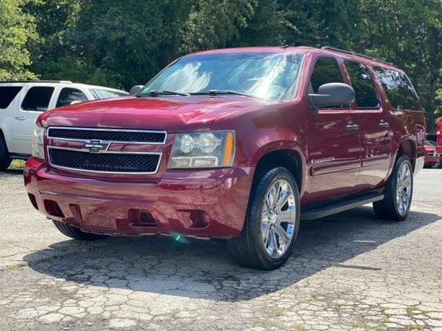 2007 Chevrolet Suburban 1500 LS RWD
