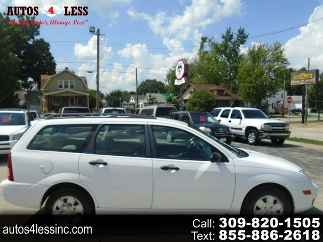 2007 Ford Focus ZXW SES Wagon