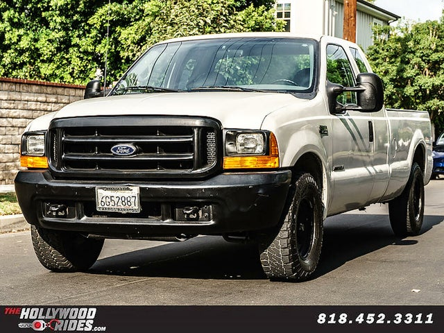 2000 Ford F-250 Super Duty Lariat Extended Cab LB