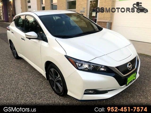 2020 Nissan LEAF SL Plus FWD