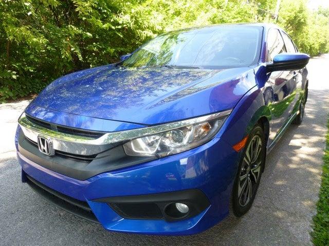 2016 Honda Civic EX-T with Honda Sensing