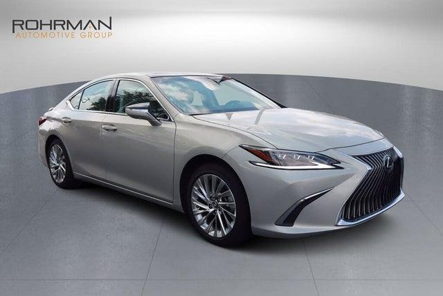 2021 Lexus ES 350 Luxury FWD