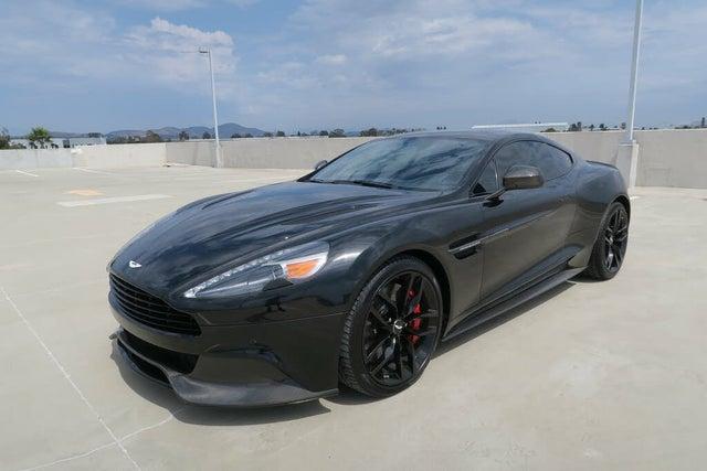 2016 Aston Martin Vanquish Carbon Edition Coupe RWD