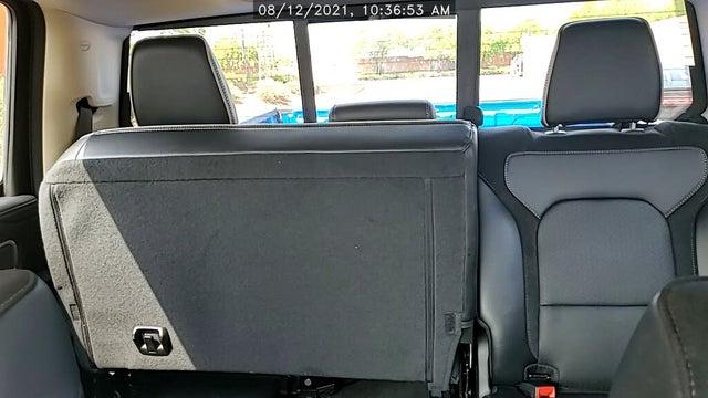 2021 RAM 1500 Laramie Crew Cab 4WD