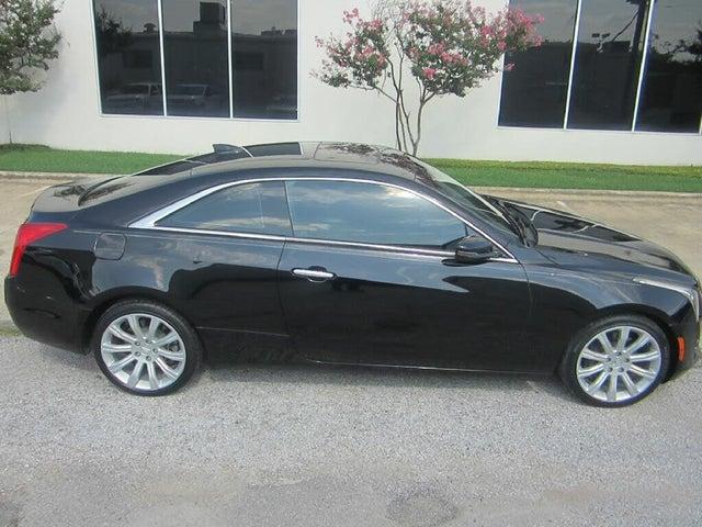 2015 Cadillac ATS Coupe 2.0T RWD