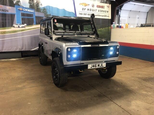 1988 Land Rover Range Rover 4WD