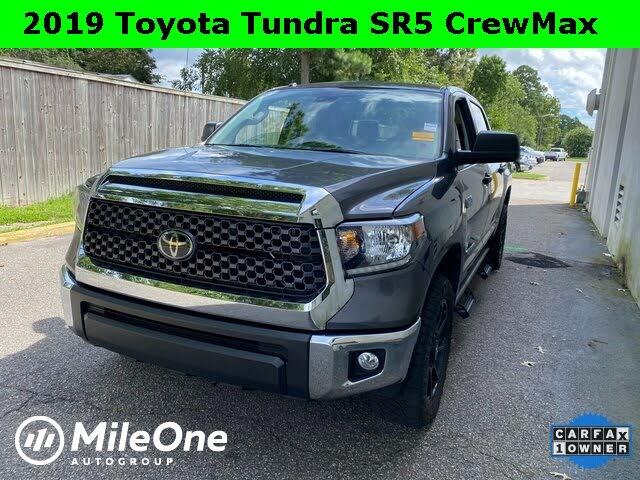 2019 Toyota Tundra SR5 CrewMax 5.7L 4WD