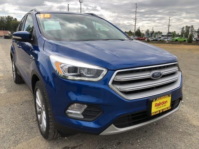 2018 Ford Escape Titanium AWD