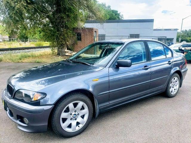 2003 BMW 3 Series 325xi Sedan AWD