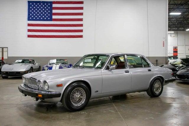 1987 Jaguar XJ-Series XJ6 Sedan RWD