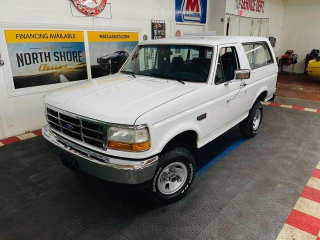 1994 Ford Bronco XL 4WD