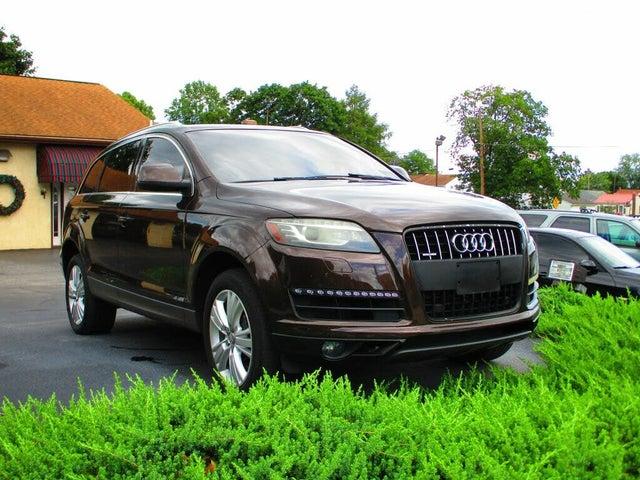 2011 Audi Q7 3.0T quattro Premium Plus AWD