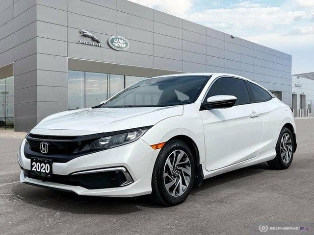 2020 Honda Civic LX Coupe FWD