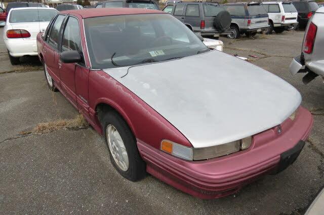 1992 Oldsmobile Cutlass Supreme 4 Dr S Sedan