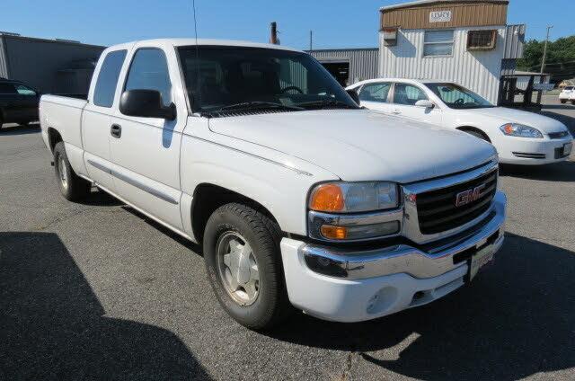2003 GMC Sierra 1500 SLE Extended Cab SB
