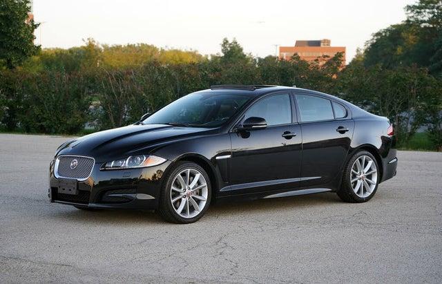 2015 Jaguar XF 3.0 Portfolio AWD