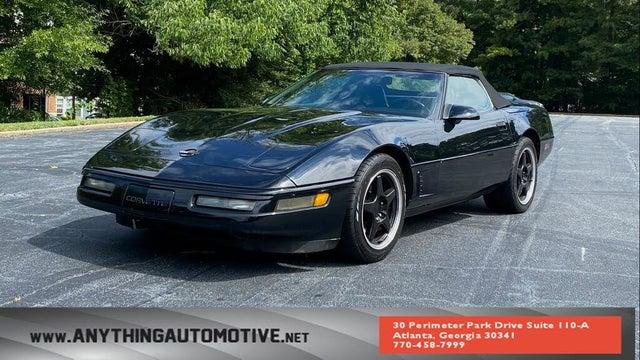 1996 Chevrolet Corvette Convertible RWD