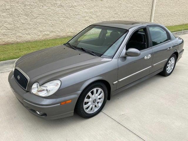 2004 Hyundai Sonata V6 LX FWD