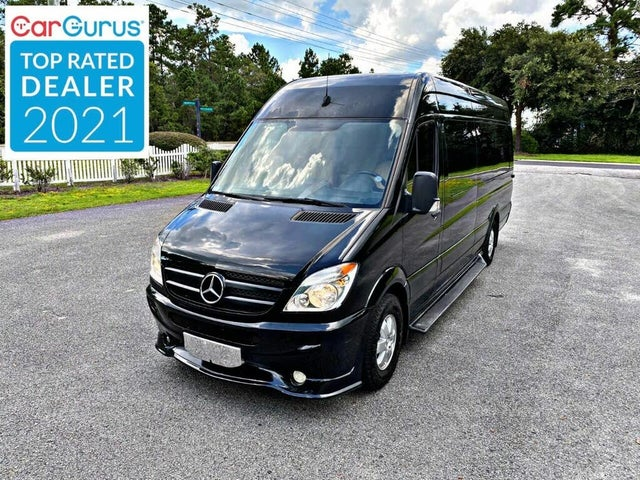 2009 Dodge Sprinter Cargo 2500 170 High Roof Extended RWD
