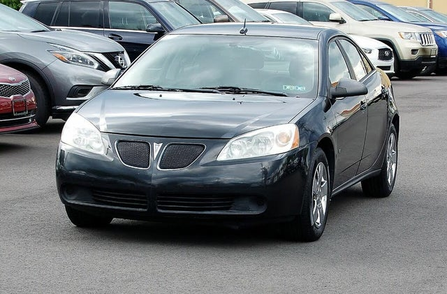 2008 Pontiac G6 Value Leader