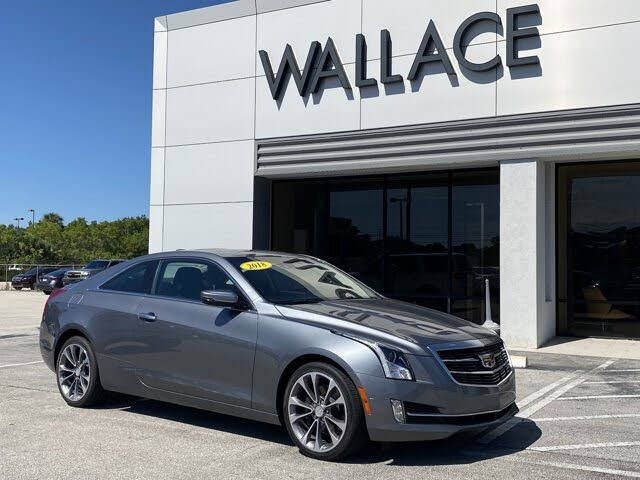 2018 Cadillac ATS Coupe 2.0T Luxury AWD