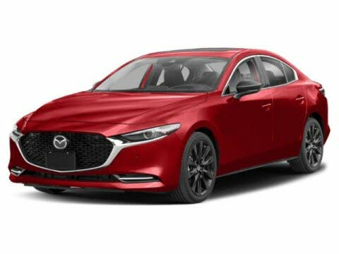 2021 Mazda MAZDA3 Premium Plus Sedan AWD
