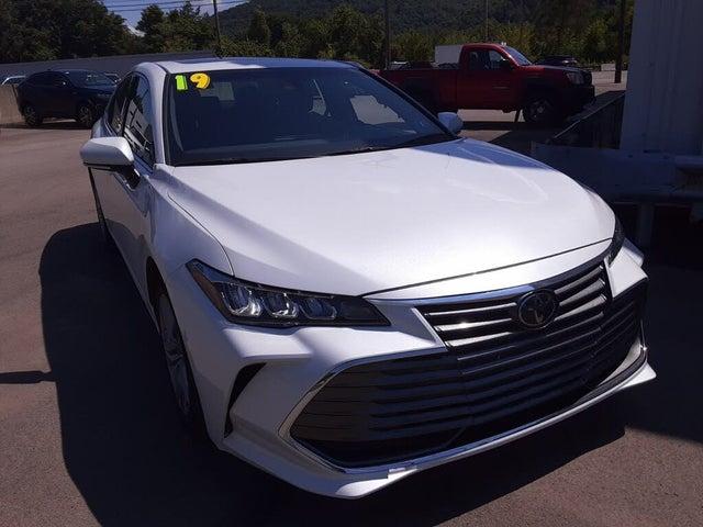 2019 Toyota Avalon XLE FWD