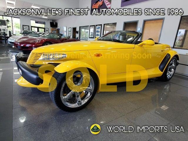 2002 Chrysler Prowler 2 Dr STD Convertible