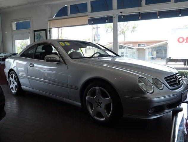2005 Mercedes-Benz CL-Class CL 500 Coupe