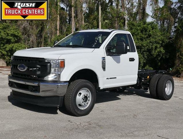 2021 Ford F-350 Super Duty Chassis XL DRW 4WD