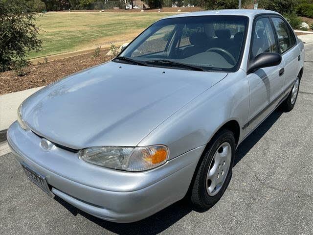 2001 Chevrolet Prizm LSi FWD