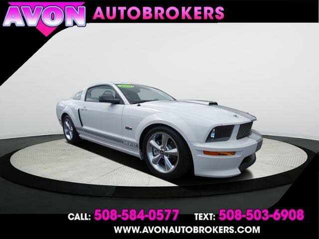 2007 Ford Mustang Shelby GT Coupe RWD