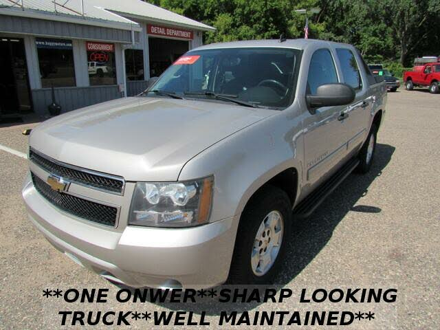 2009 Chevrolet Avalanche LS 4WD