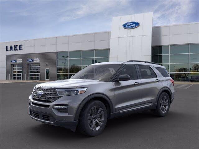 2021 Ford Explorer XLT AWD