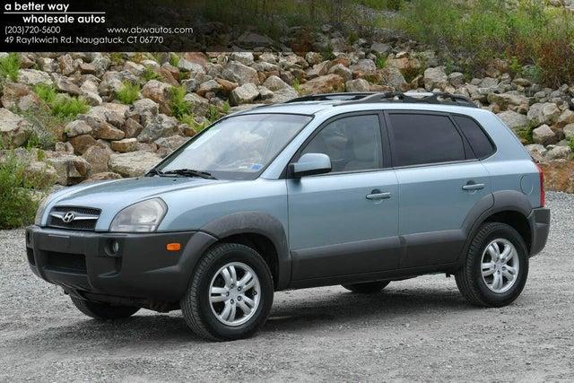 2008 Hyundai Tucson V6 SE AWD