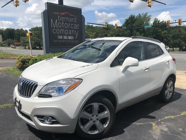 2016 Buick Encore Leather AWD
