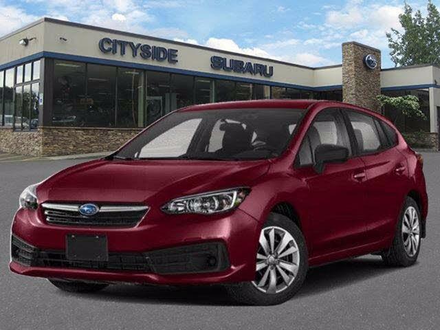 2022 Subaru Impreza Wagon AWD