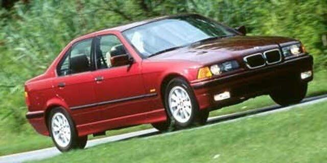 1998 BMW 3 Series 328i Sedan RWD