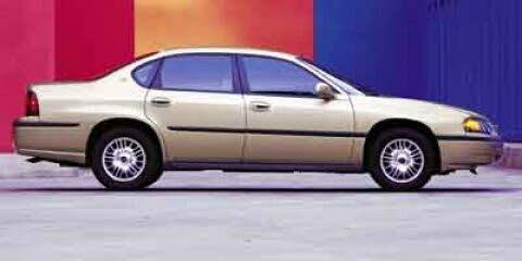 2001 Chevrolet Impala FWD