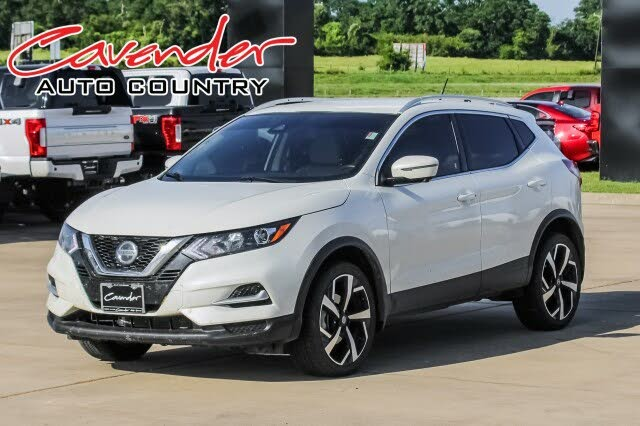 2020 Nissan Rogue Sport SL FWD