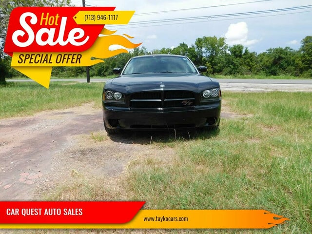 2008 Dodge Charger R/T RWD