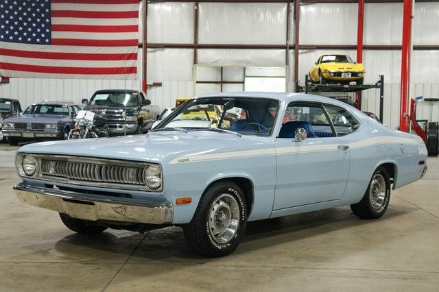1972 Plymouth Duster Sport Coupe RWD