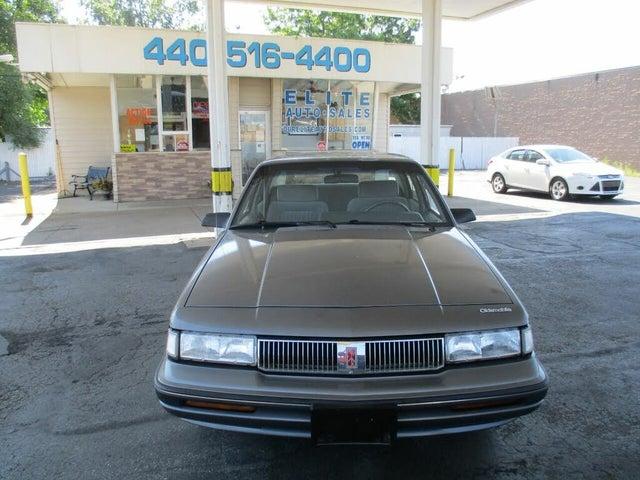 1991 Oldsmobile Cutlass Ciera SL Sedan FWD